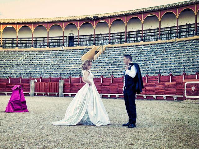La boda de Selene y Steven en Olias Del Rey, Toledo 37