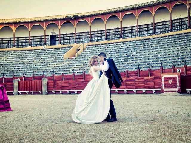La boda de Selene y Steven en Olias Del Rey, Toledo 38