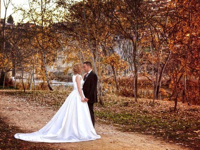 La boda de Selene y Steven en Olias Del Rey, Toledo 40