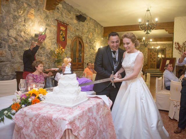 La boda de Selene y Steven en Olias Del Rey, Toledo 47