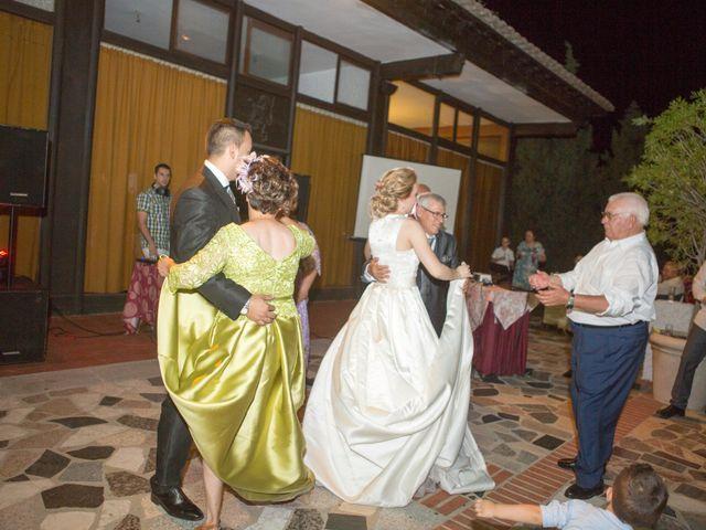 La boda de Selene y Steven en Olias Del Rey, Toledo 48