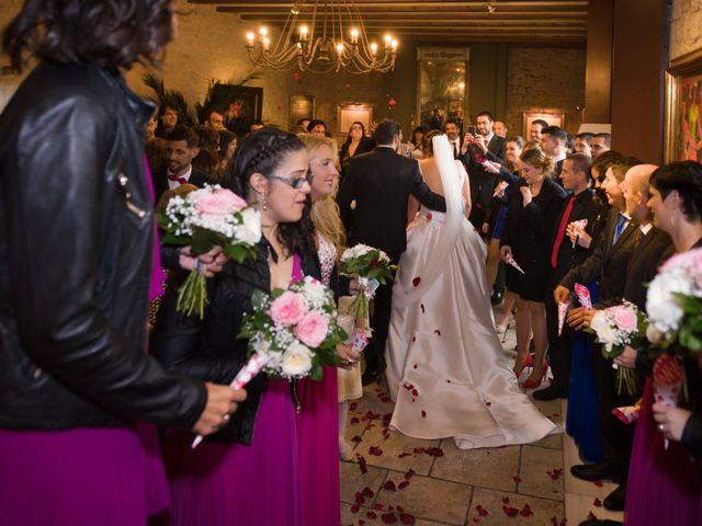 La boda de Fran y Ana en Gorraiz, Navarra 15