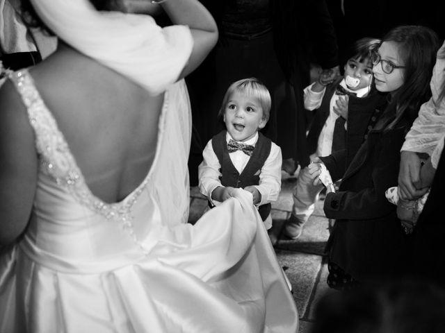 La boda de Fran y Ana en Gorraiz, Navarra 17