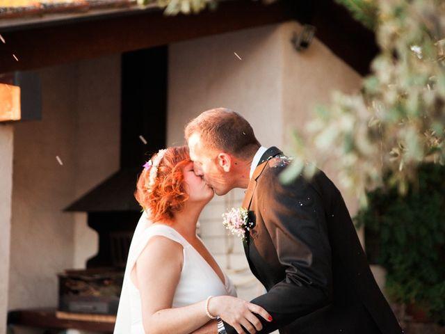 La boda de Josep Mª y Sara en Mollerussa, Lleida 17