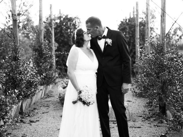 La boda de Sara y Josep Mª