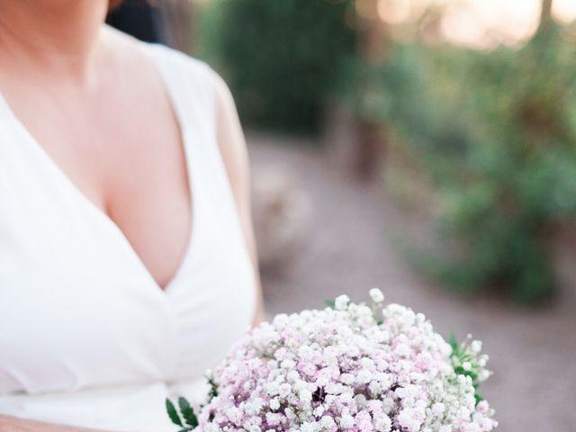 La boda de Josep Mª y Sara en Mollerussa, Lleida 22