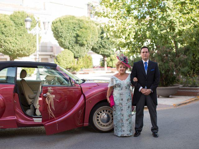 La boda de David y Olivia en Loja, Granada 8