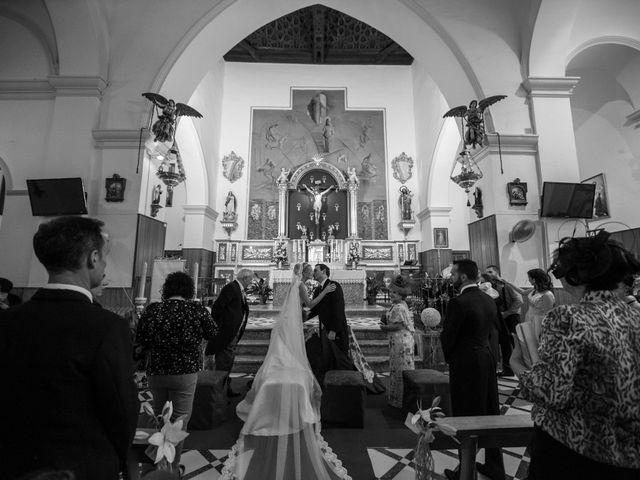 La boda de David y Olivia en Loja, Granada 9