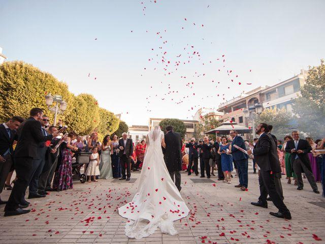 La boda de David y Olivia en Loja, Granada 10