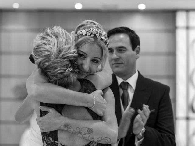 La boda de David y Olivia en Loja, Granada 19