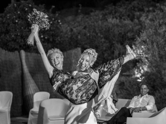 La boda de David y Olivia en Loja, Granada 21