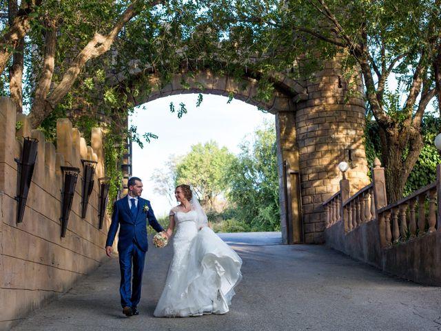 La boda de Miruna y Mihai