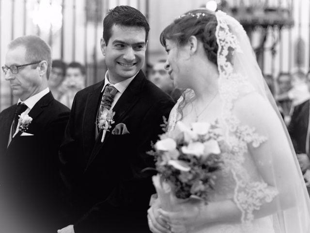 La boda de David y Ángela en Jadraque, Guadalajara 4