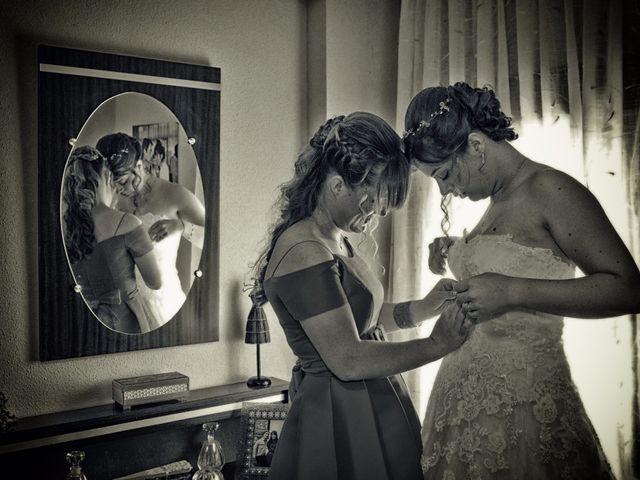 La boda de David y Ángela en Jadraque, Guadalajara 9