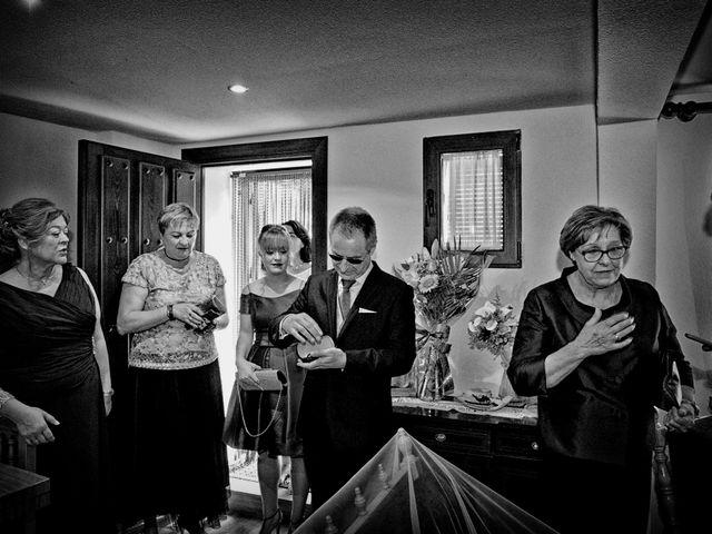 La boda de David y Ángela en Jadraque, Guadalajara 10