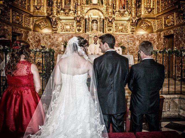 La boda de David y Ángela en Jadraque, Guadalajara 14