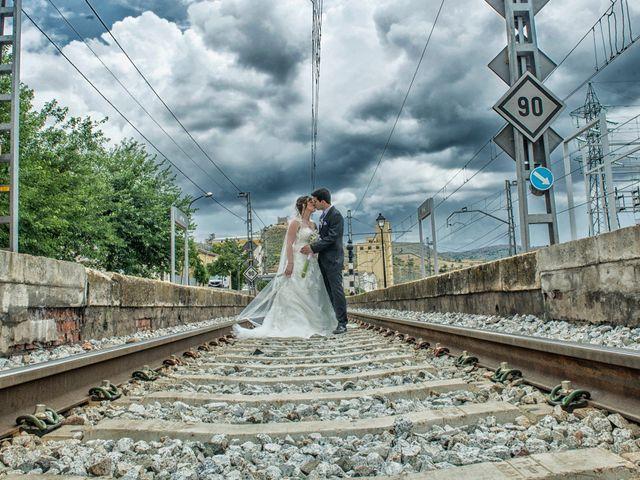 La boda de David y Ángela en Jadraque, Guadalajara 16