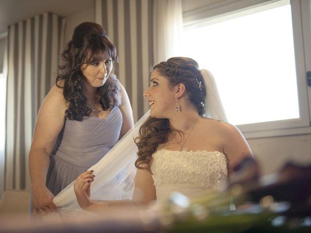 La boda de Vanessa y Toni en Montcada I Reixac, Barcelona 3