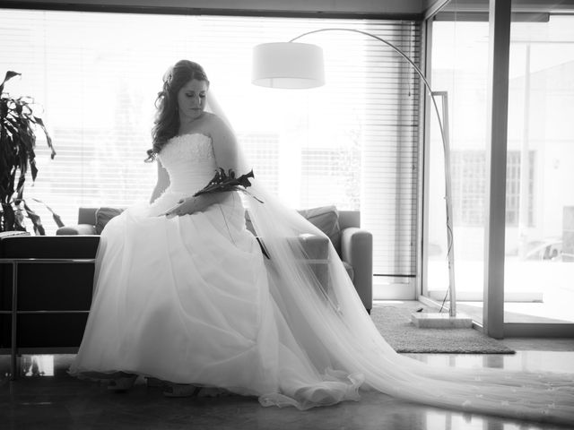 La boda de Vanessa y Toni en Montcada I Reixac, Barcelona 1