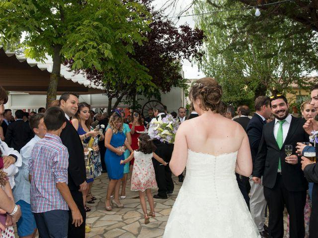 La boda de David y Ángela en Jadraque, Guadalajara 19