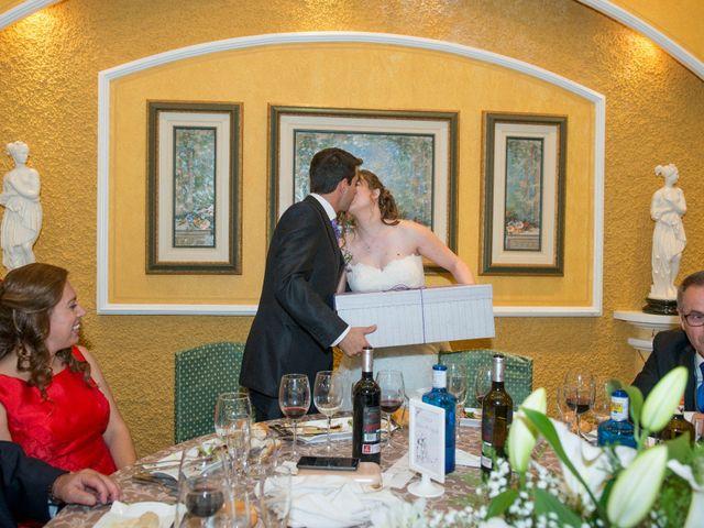 La boda de David y Ángela en Jadraque, Guadalajara 20