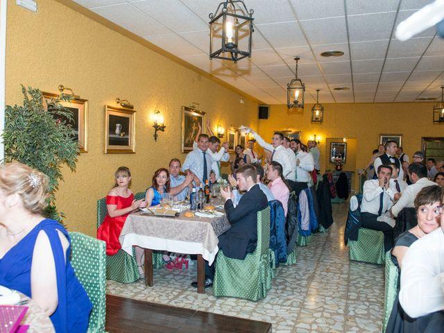La boda de David y Ángela en Jadraque, Guadalajara 21
