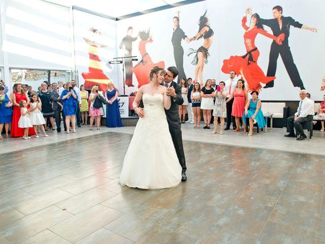 La boda de David y Ángela en Jadraque, Guadalajara 23