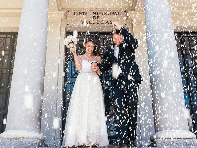 La boda de Natalia Martín María y Jose Antonio Jiménez
