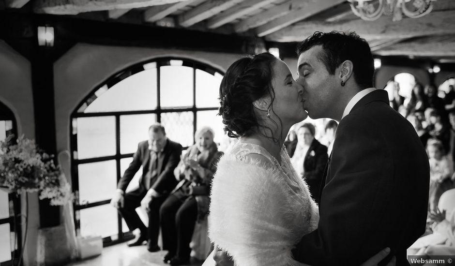 La boda de David y Estíbaliz en Vitoria-gasteiz, Álava