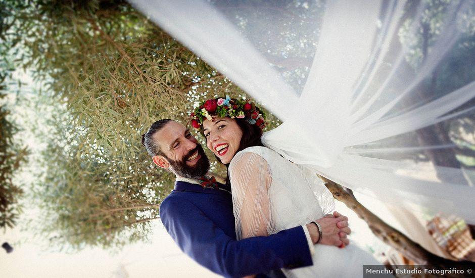 La boda de Ididro y Noelia en Elx/elche, Alicante