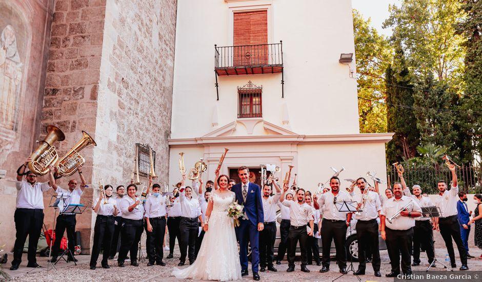 La boda de Javi y Maite en Granada, Granada