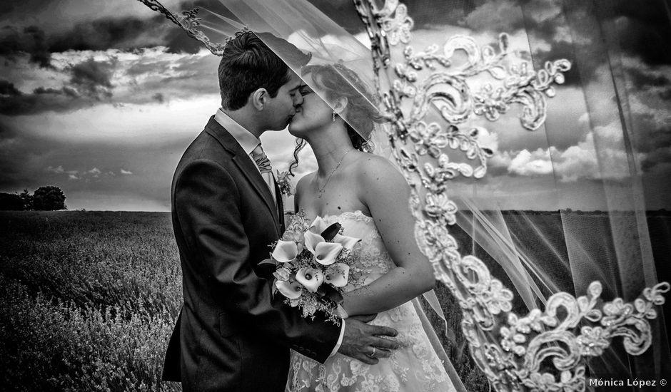 La boda de David y Ángela en Jadraque, Guadalajara