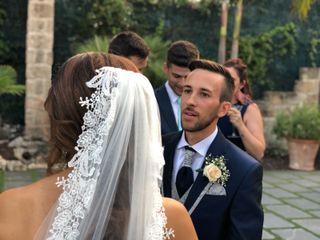 La boda de Sandra y Juanvi 1