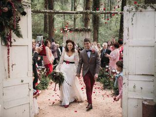 La boda de Mireya Galán Blazquez y Esteban Lopez Paredes