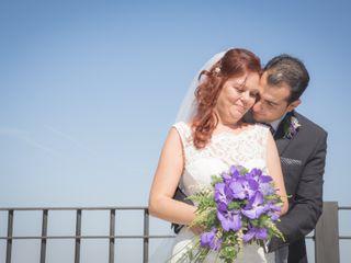 La boda de Mariela y Rafa
