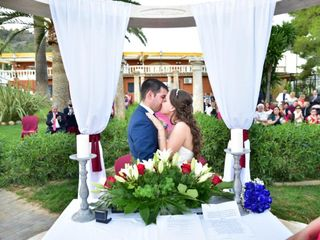 La boda de Barbara y Ernesto