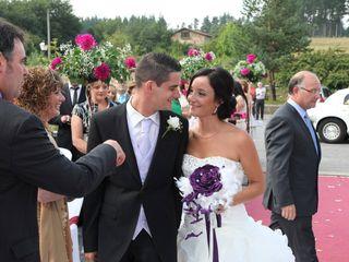 La boda de Olga  y Yon