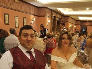 La boda de Joana y Moises 1