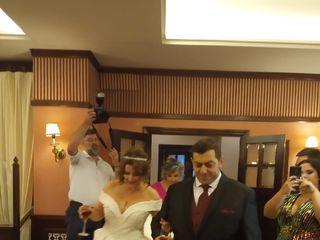 La boda de Joana y Moises 2