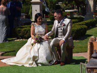 La boda de Idoia y Marcos