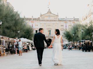 La boda de Olga y Nil 2
