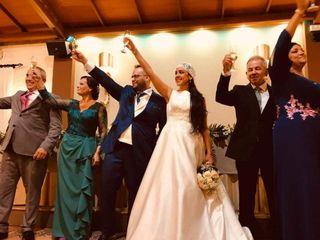 La boda de Jorge y Marina