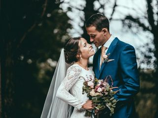 La boda de Lucia y Javier
