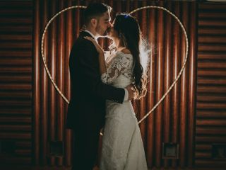 La boda de Oriol y Neferty