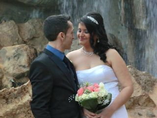 La boda de Inma y Miguel