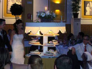 La boda de Sara y Ventura 1
