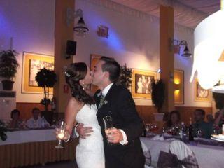 La boda de Sara y Ventura