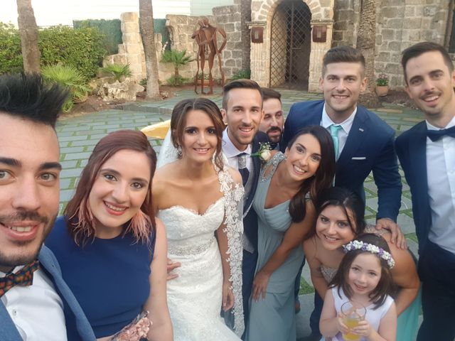 La boda de Juanvi y Sandra en Xàbia/jávea, Alicante 6