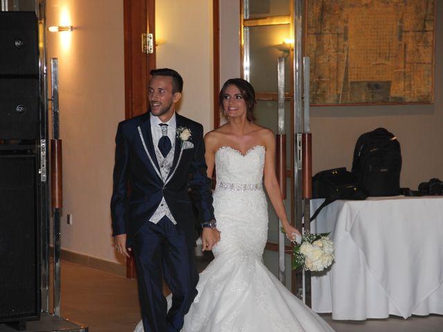 La boda de Juanvi y Sandra en Xàbia/jávea, Alicante 2