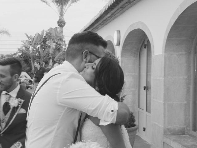 La boda de Juanvi y Sandra en Xàbia/jávea, Alicante 16